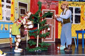 """""""Petterson kriegt Weihnachtsbesuch"""" - Szenenfoto"""